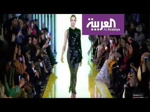 شاهد المصمم اللبناني رامي قاضي يعرض مجموعته الجديدة في دبي